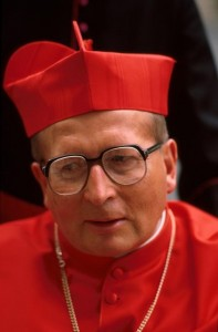 Andrzej Maria Cardinal Deskur, deceased President Emeritus of the Pontifical Council for Social Communications