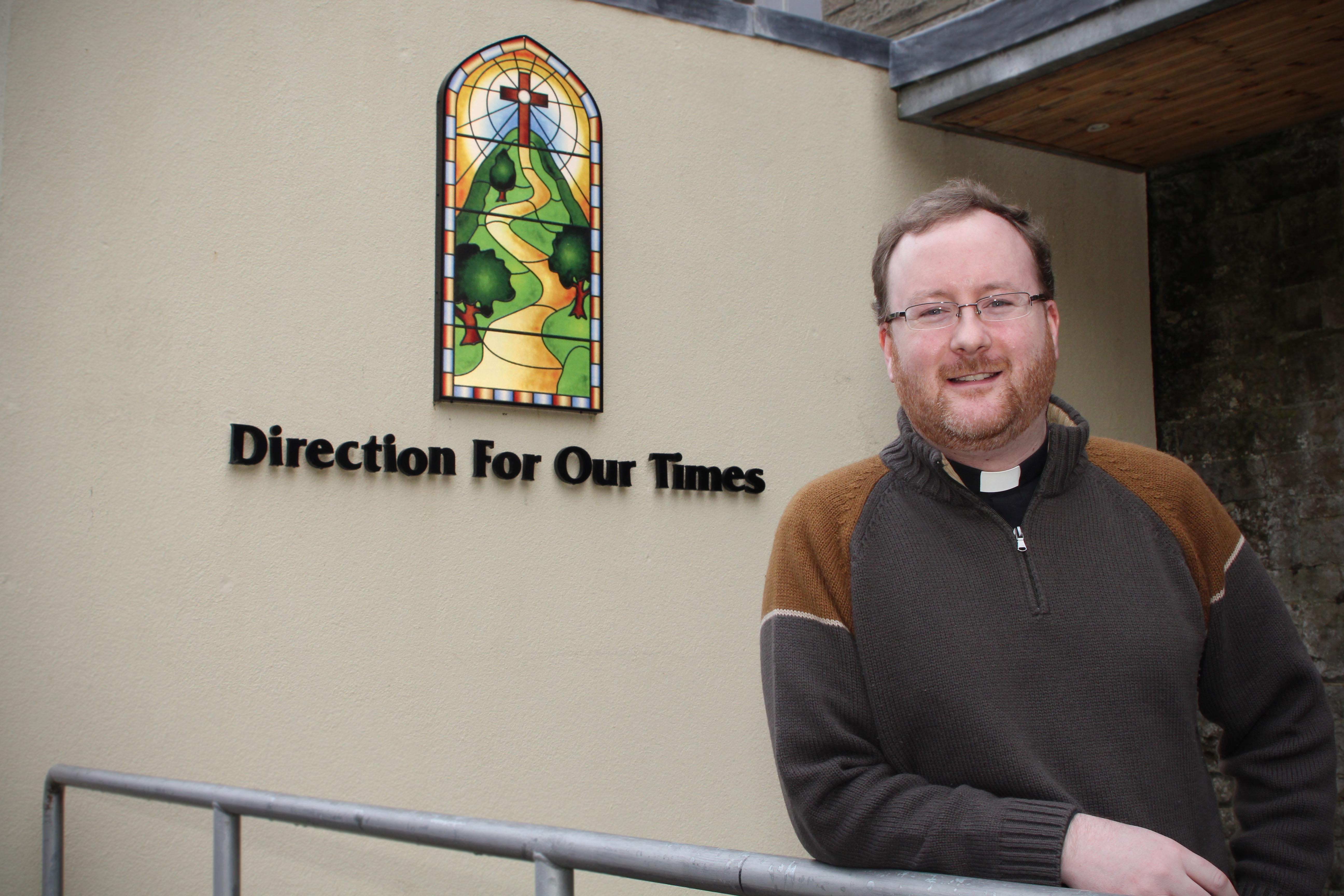 Fr. Darragh Connolly, chaplain to Direction for Our Times