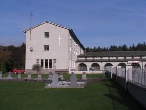 abbey outside
